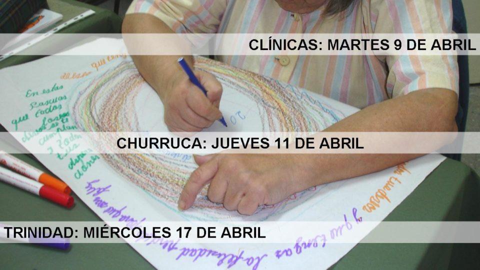 Reeducación Ziliotto Día Parkinson 2019