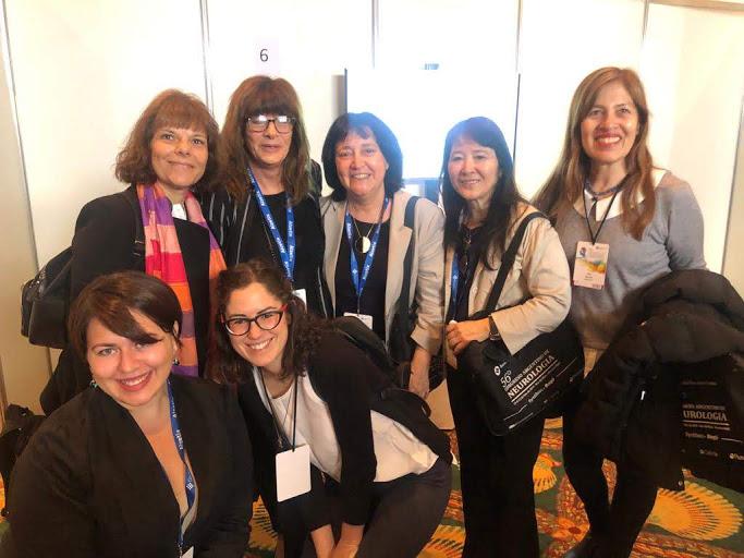 Ziliotto en 56° Congreso de Neurología