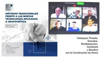 SIPDO argentina debate: métodos tradicionales y nuevas tecnologías
