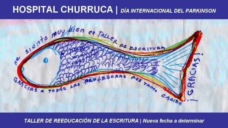 Día Internacional del Parkinson 2020: Taller en el Hospital Churruca